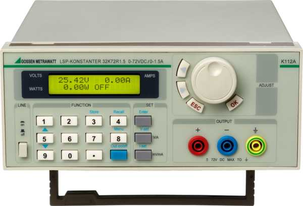LSP 32 K Linear Controlled Laboratory Power Supplies