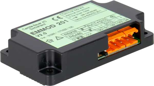 Expansion Module for SINEAX A2xx - MODBUS Interface