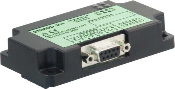 Expansion Module for SINEAX A2xx - Profibus DP Interface