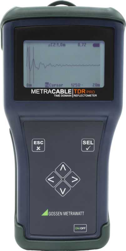 METRACABLE TDR PRO