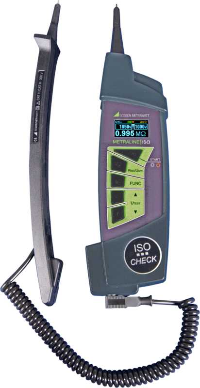 Insulation measuring instrument