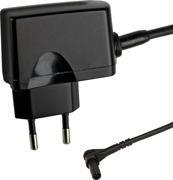 Power adapter 90 ... 250 VAC / 5 VDC for METRAHIT 2x, CAT IV