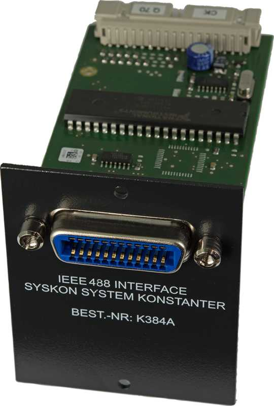 IEE488-Interface