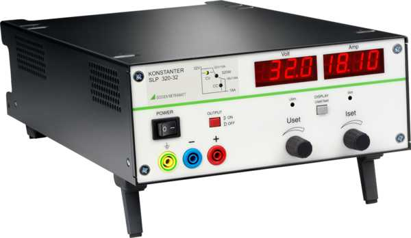 Lab Power Supplies, Analog Controlled